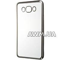 Накладка силиконовая Baseus бампер Samsung A710 сталь