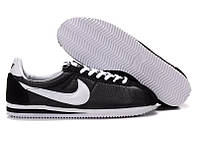Nike cortez Nylon Кроссовки мужские черного цвета