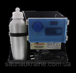 Насос-дозатор для ароматів EcoFlame на 1 аромат для хамаму