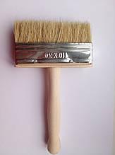 Пензель-макловиця, дерев'яна ручка 90мм (Україна)