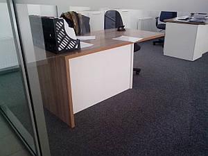 Мебель для офиса. (тумбы, столы, полки) по индивидуальным проектам