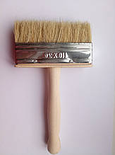 Пензель-макловиця, дерев'яна ручка 180мм (Україна)