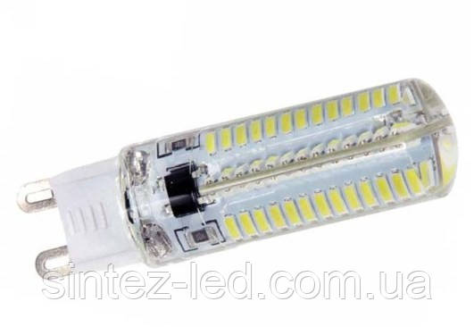 Светодиодная лампа Biom BT-G9-3014 5W 4100K 220V Код.58267, фото 2
