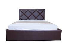 Кровать Доминик   двуспальная с подъемным механизмом, фото 3