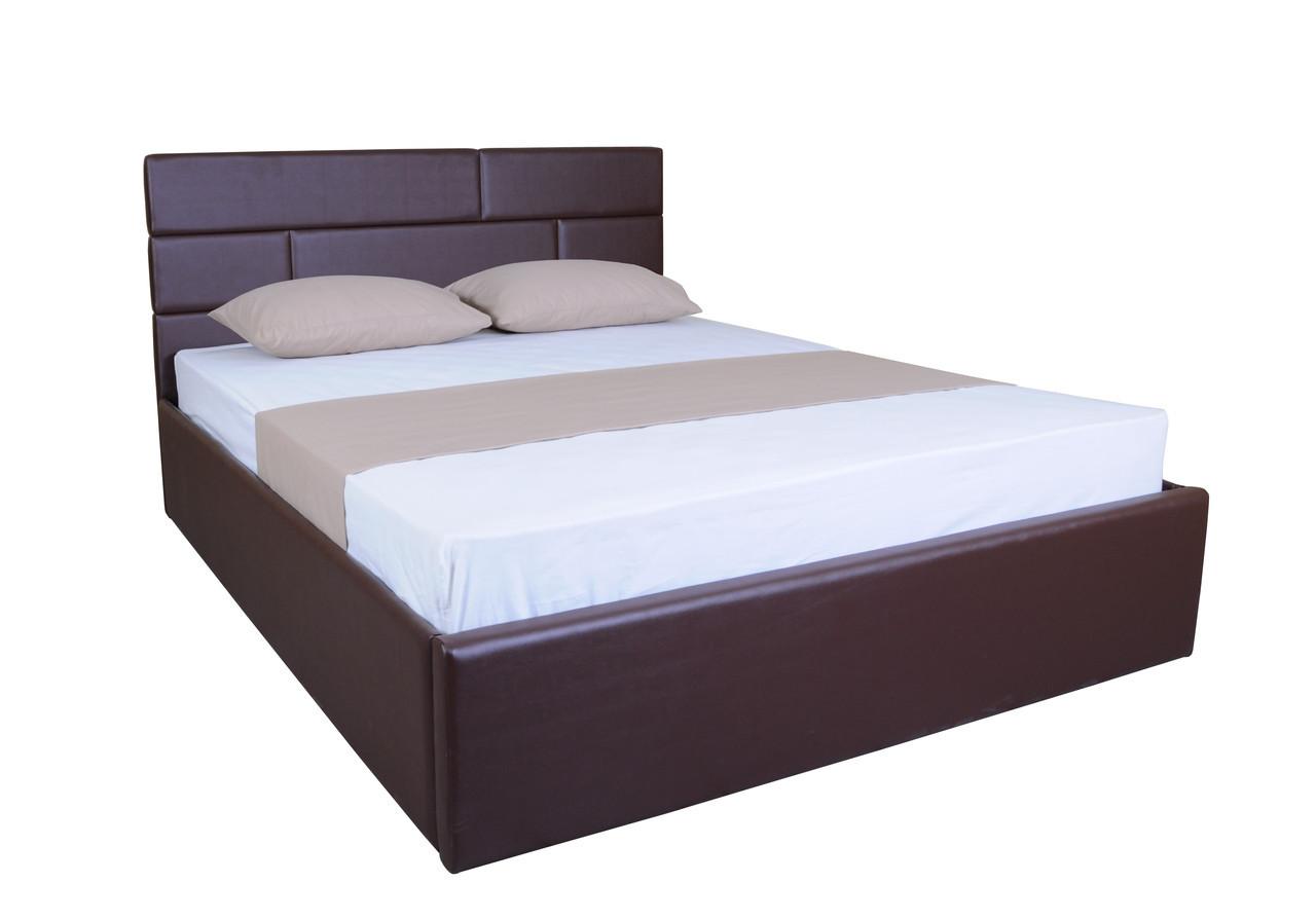Кровать  Джина двуспальная с подъемным механизмом  190х140
