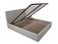 Кровать Грация  односпальная с подъемным механизмом, фото 3