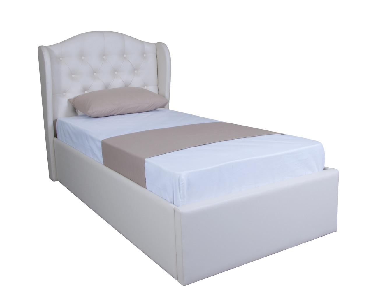Кровать Грация  односпальная с подъемным механизмом 190х80