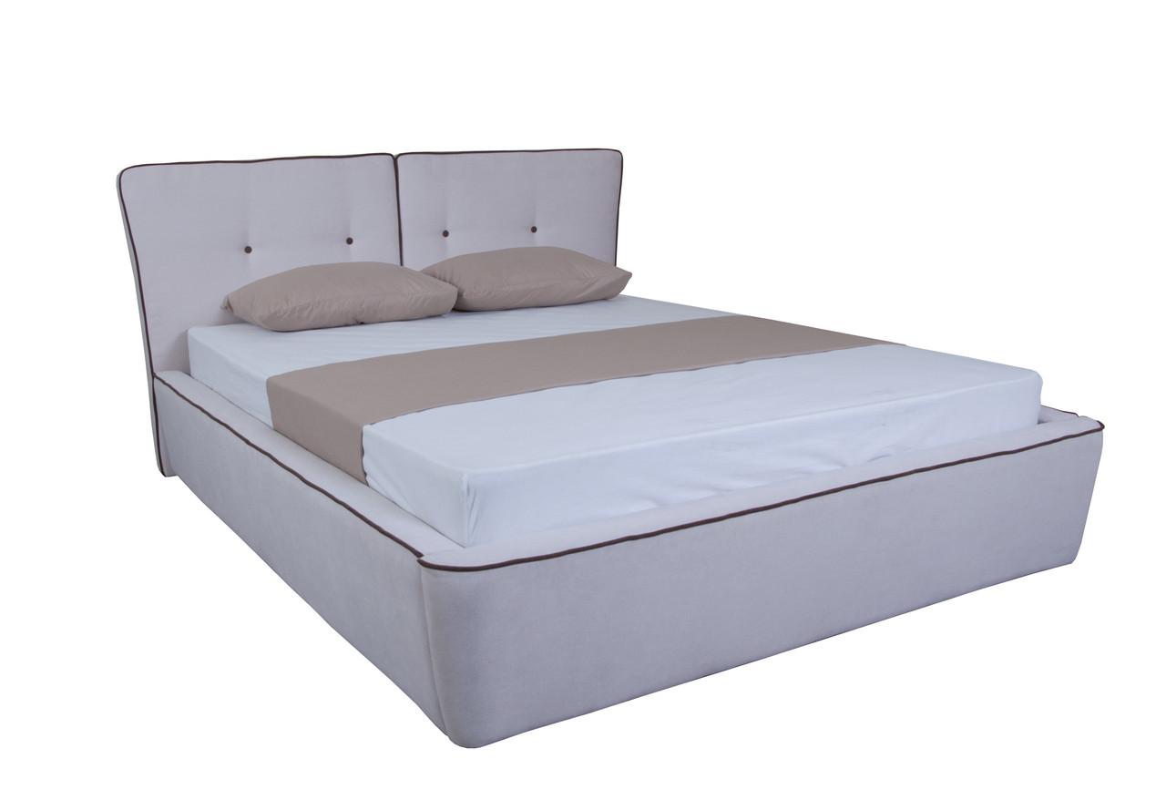 Кровать Стефани двуспальная с подъемным механизмом  190х140