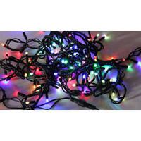 Гирлянда String (нить) 100Led-10м уличная, RGB, фото 1