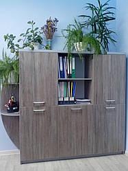 Офисная мебель любой сложности. (шкафы, стеллажи, полки, столы, витрины)