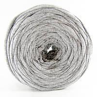 Трикотажная пряжа Pastel XL Серый меланж (50м)