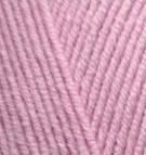 Пряжа Alize Lanagold Сlassic розовый №98