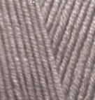 Пряжа Alize Lanagold Сlassic коричневый меланж №240