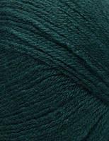 Пряжа Alize Lanagold Сlassic темно-зеленый №426