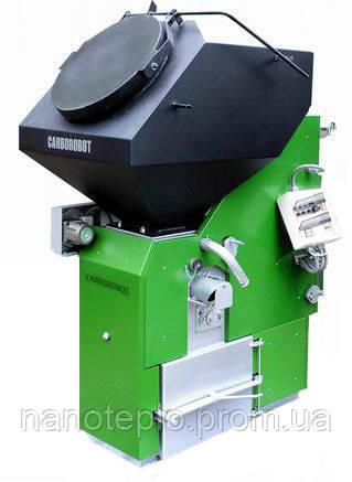 Пеллетный котел CARBOROBOT Farmer 40 кВт с автоматической подачей
