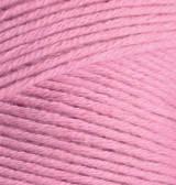 Пряжа летняя Alize BELLA ярко-розовый №198