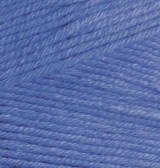 Пряжа летняя Alize BELLA ярко-синий №333