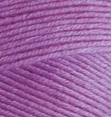 Пряжа летняя Alize BELLA темно-фиолетовый №45