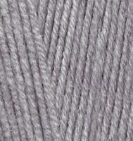 Пряжа летняя Alize Cotton Gold угольно-серый №87