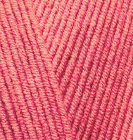 Пряжа летняя Alize Cotton Gold коралловый №38