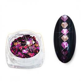 Кристаллы 3 D (бриллианты)