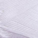Пряжа летняя YarnArt Begonia белый № 1000