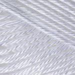 Пряжа летняя YarnArt Begonia цвет белый № 3