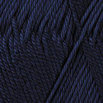Пряжа летняя YarnArt Begonia цвет темно-синий № 66