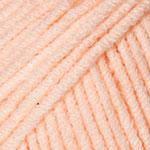 Пряжа летняя YarnArt Jeans нежно-абрикосовый № 73