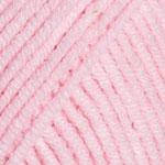 Пряжа летняя YarnArt Jeans нежно-розовый № 74