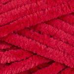 Плюшевая пряжа YarnArt  Dolce цвет красный №748