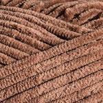 Плюшевая пряжа YarnArt  Dolce цвет коричневый №765
