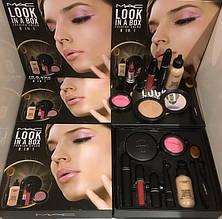 Набр косметики МАС 8in1 LOOK IN A BOX FASHION COLOR, фото 3