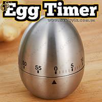 "Кухонный металлический таймер - ""Egg Timer"", фото 1"