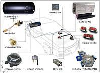 Система газовой инжекции TG Stream-4 4-х цил,Tamona (Латвия), EURO-4 (ECU-блок управления, жгут проводов, МАР-