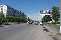 Билборды на ул. Прокофьева в г. Сумы