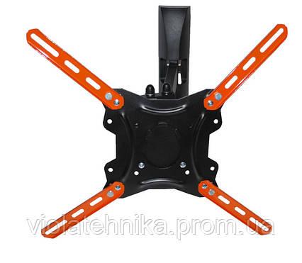 Кронштейн ElectricLight КБ-01-69 черный, фото 2