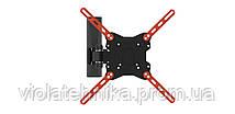 Кронштейн ElectricLight КБ-01-69 черный, фото 3