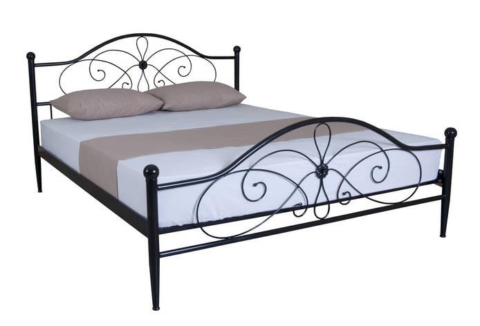 Кровать Фелиция двуспальная  200х160, белая, фото 2