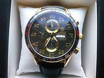 Наручные часы Tag Heuer Carrera Black 2068 реплика