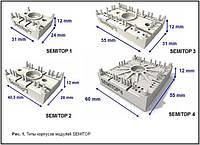 IGBT модули SEMITOP