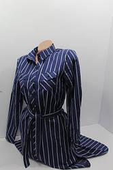 Женские рубашки с удлиненной спиной, туники и платья