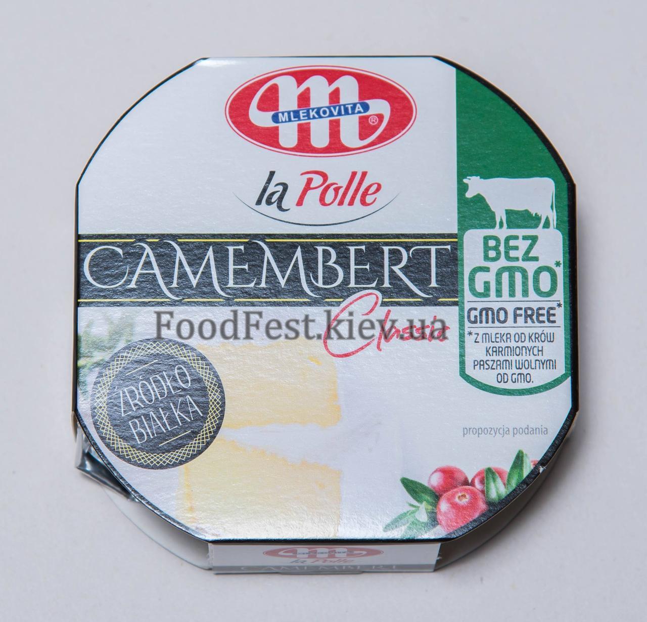 Сыр Camember TM Mlekovita 120г