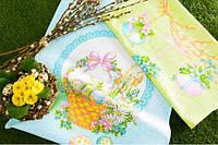 Набор полотенец Пасхальная корзинка
