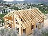 Стропила для крыши, сухая  50х150, д. 4,5-6