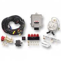 Система газ.инж. EURO-4 ATIKER LPG Mini Kit 3-4 цил. Nicefast Junior SR05 ТН (к-т электроники, редуктор SR05 (