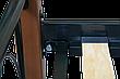 Кровать Элис Люкс Вуд двуспальная, фото 4