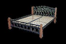 Кровать Бьянка 01 двуспальная , фото 3