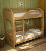 Двухъярусная деревянная кровать Бавария-2, фото 1