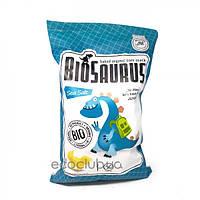 Кукурузные снеки с солью BioSaurus McLLOYD`S 50г